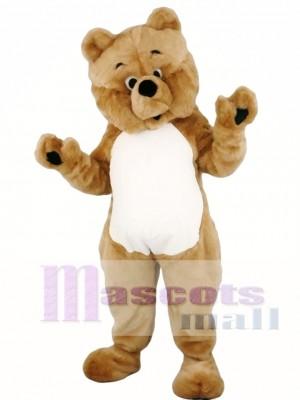 Teddy Bear Mascot Costume