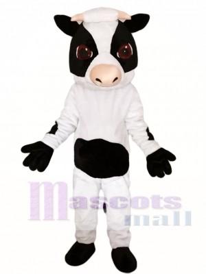 Dairy Cow Mascot Costume
