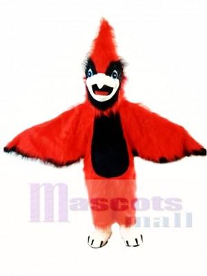New Big Red Cardinal Mascot Costume