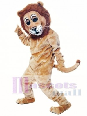 Music Lion Louie the Lion Mascot Costume
