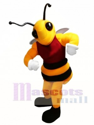 Power Bee Mascot Costume