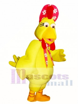 Mother Goose Mascot Costume Adult Costume