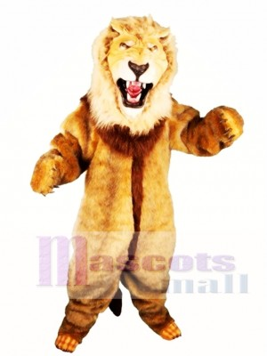 High Quality Animal Lion Mascot Costume