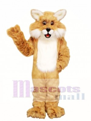 High Quality Fox Mascot Costume