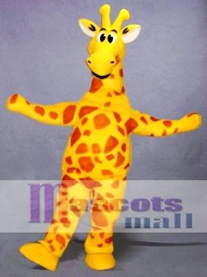 Cute Giraffe Mascot Costume