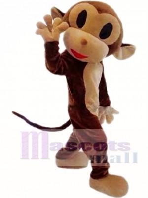 New Monkey Mascot Costume