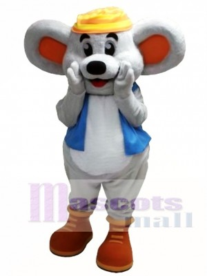 Friendly Mogul Mouse Mascot Costume