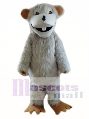 Gray Mouse Mascot Costumes