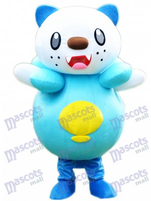 Oshawott Mascot Costume Pokemon Pokémon GO Pocket Monster Sea Otter Mascot