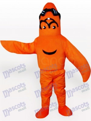 Kinky Sea Monster Adult Mascot Costume