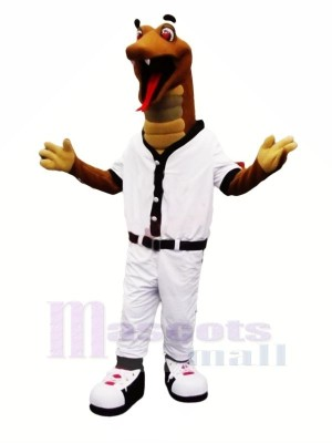 Adult Baseball Snake Mascot Costumes Animal
