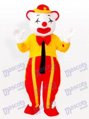 American Clown Adult Mascot Costume