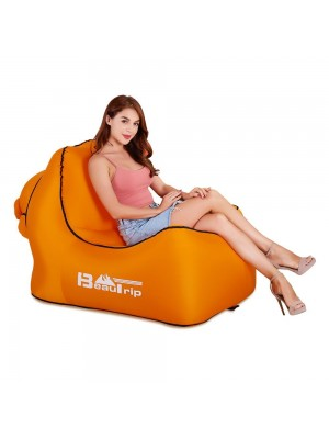 Inflatable Air Sofa Couch Portable Lightweight Camping Beach