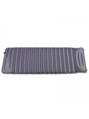 Inflatable Mat Cushion with PVC Camping Bed Tent Sleeping