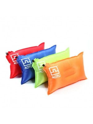 Inflatable Pillow Air Cushion Outdoor for Travelling Hiking Camping Outdoor