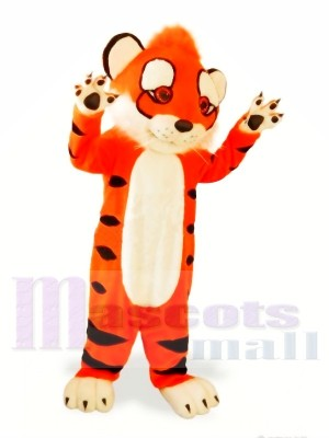 Top Quality Lightweight Tiger Mascot Costumes