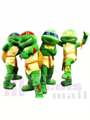Different Teenage Mutant Ninja Turtles Mascot Costumes (Single product)