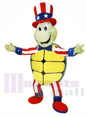 Happy Turtle Mascot Costumes