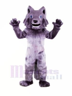 Good Quality Lightweight Wolf Mascot Costumes Cartoon
