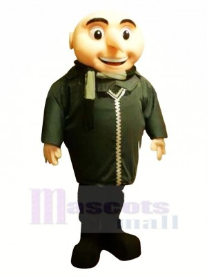 Despicable Me Minions Character Gru Mascot Costume Cartoon