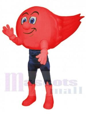 Comet mascot costume