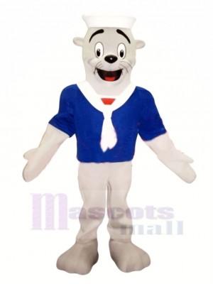 Seal mascot costume,school mascot costume,term mascot costume