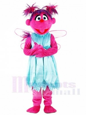 Abby Abigail Cadabby from Sesame Street Mascot Costumes Cartoon