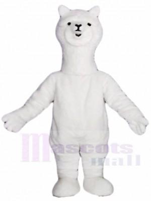 Alpaca Llama Mascot Costumes Animal