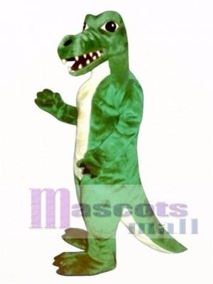 Hungry Alligator Mascot Costume