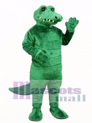 Tuff Gator Mascot Costume