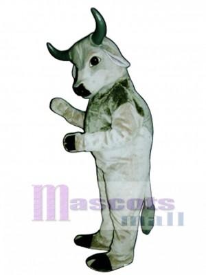 Brahma Bull Mascot Costume
