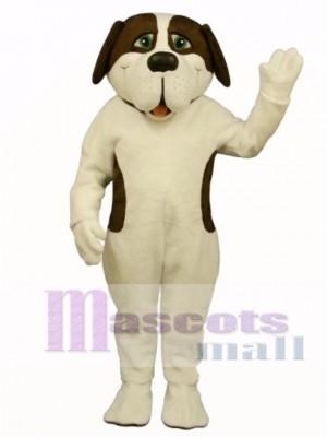 Cute Waggley Dog Mascot Costume