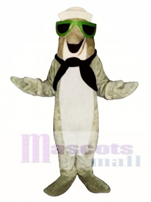Cute Fresh Fish Mascot Costume