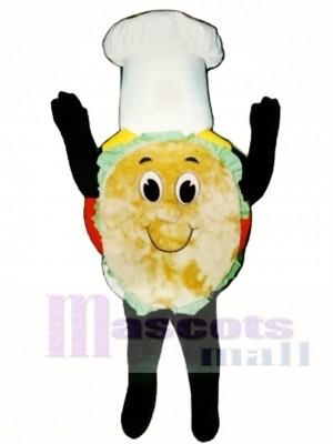 Madcap Hamburger Mascot Costume