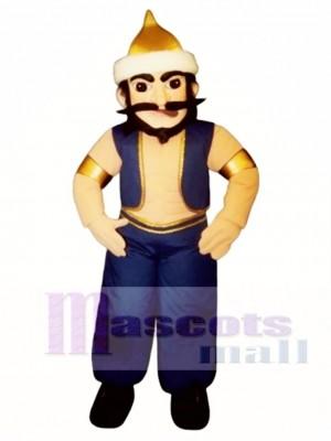 Mad Genie Mascot Costume