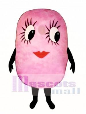 Cotton Candy Mascot Costume