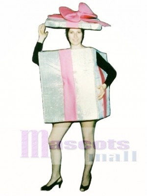 Surprise Package Mascot Costume