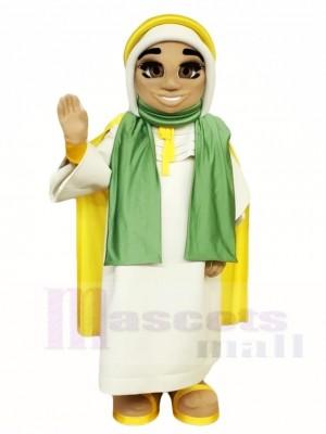 Arab Man Arabian Mascot Costumes People