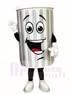 Garbage Trash Can Ash Bin Mascot Costumes