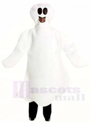 White Ghost Spirit Mascot Costumes Halloween