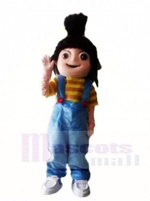 Despicable Me Agnes Girl Mascot Costumes People
