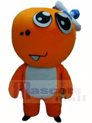 Big Head Baby Mascot Costumes Cartoon