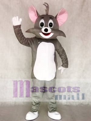 Deep Gray Tom Cat Mascot Adult Costumes Cartoon