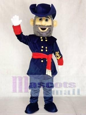 Rebel Leader Mascot Costumes