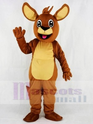 Kangaroo for Winter Springs Elementary Mascot Costumes Animal