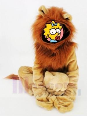 For Children/ Kids Lion Pajamas Pyjama Mascot Party Halloween Christmas Xmas Costumes