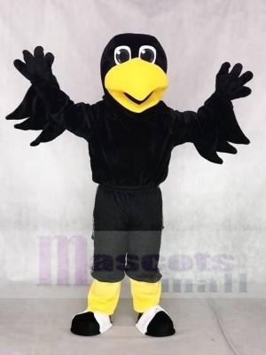 Black Crow Bird Raven Mascot Costumes Animal