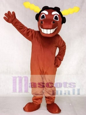 Mick E Moose Mascot Costumes Animal