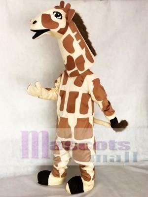 Giraffe Mascot Costume Animal