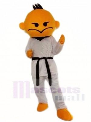Kung Fu Taekwondo Boy Mascot Costumes People